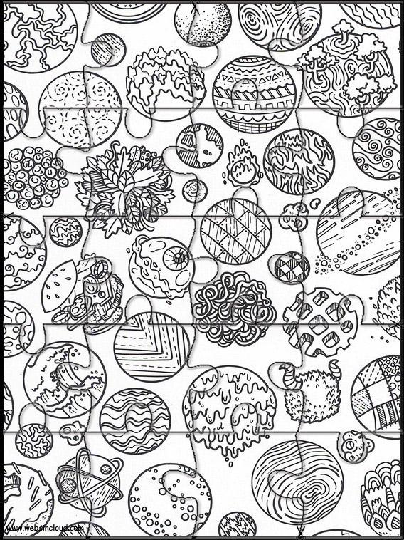 Doodles im Weltraum 14