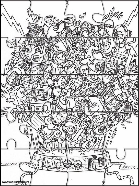 Doodles no espaço 18