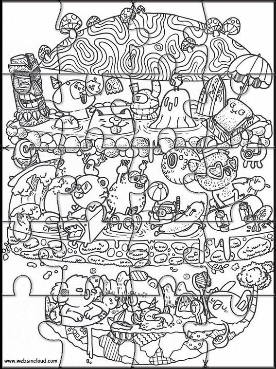 Doodles no espaço 19