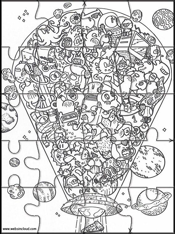 Doodles i rommet 23