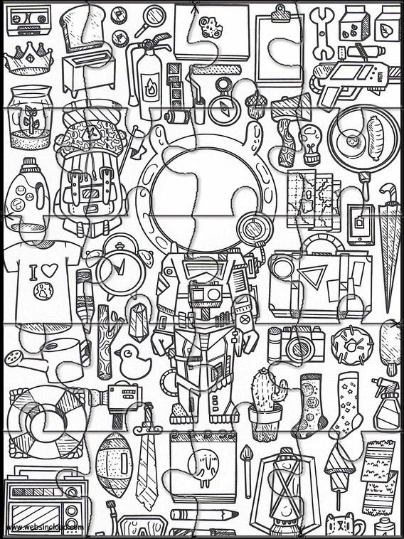 Doodles no espaço 38