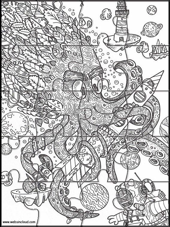 Doodles i rommet 39