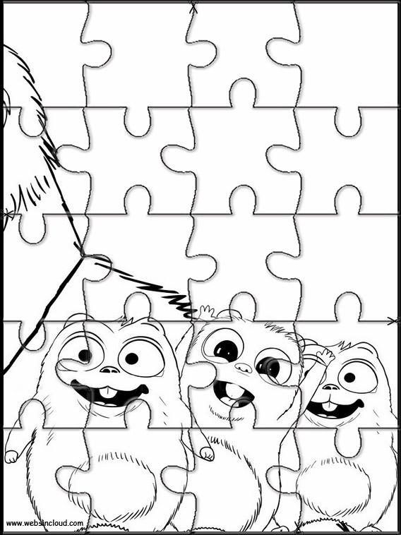 Grizzy y los Lemmings 4