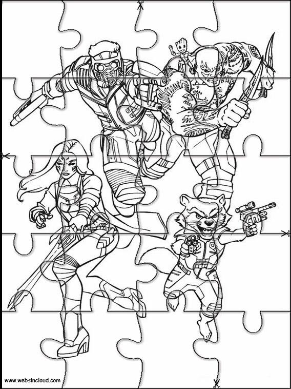 Les Gardiens de la Galaxie 26