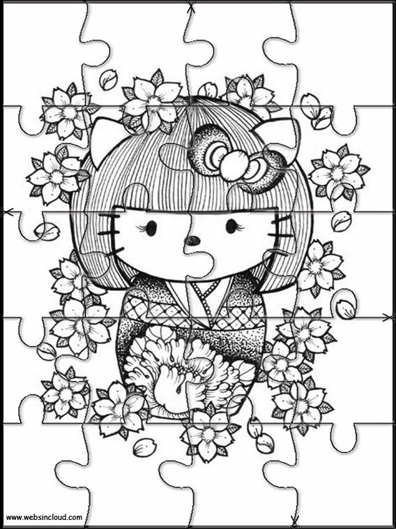 Bambole Kokeshi 6