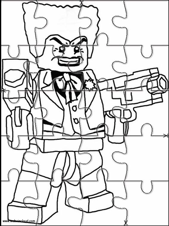 Lego Batman Puzzle Für Kindern 20