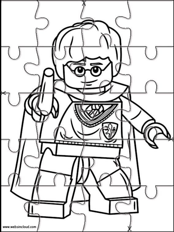 Lego Harry Potter 7