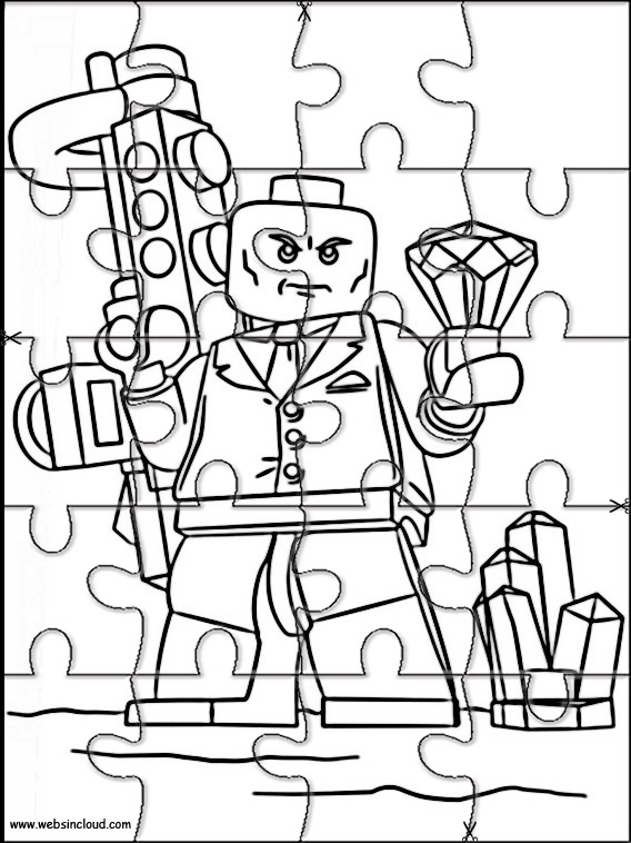 Lego Marvel Heroes 10