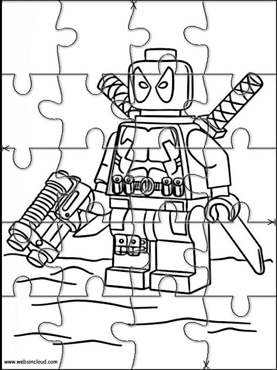 Lego Marvel Heroes 4