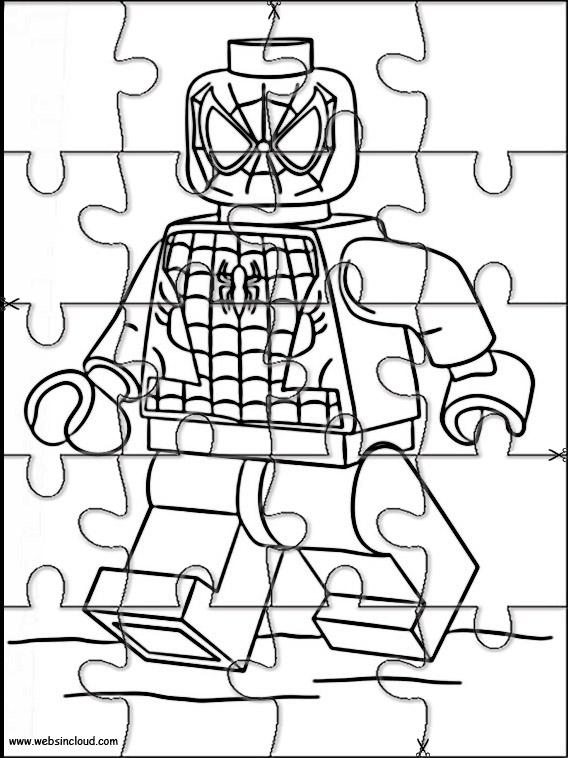 Lego Marvel Heroes 9