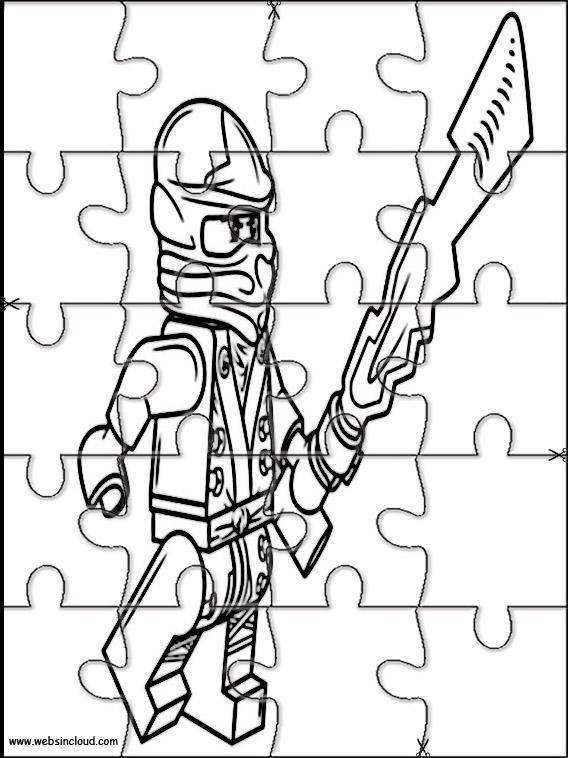 Lego Ninjago 10