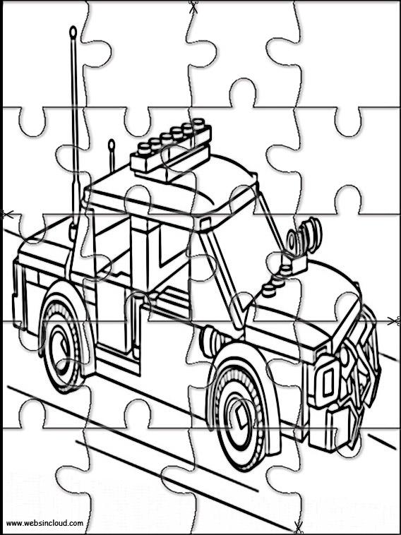 Lego Polizei 5
