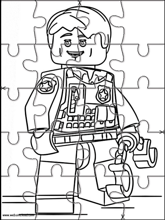 Lego Police 8