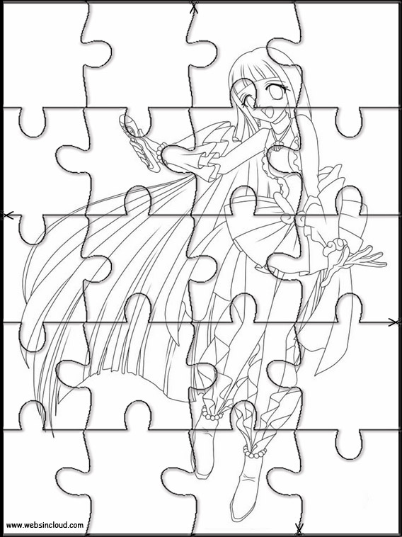 Mermaid Melody 16