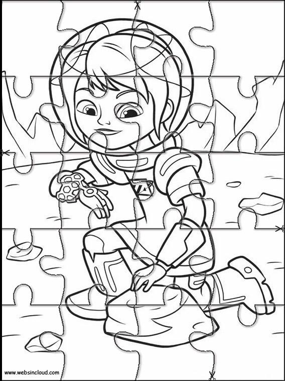 Miles dans l'espace 3