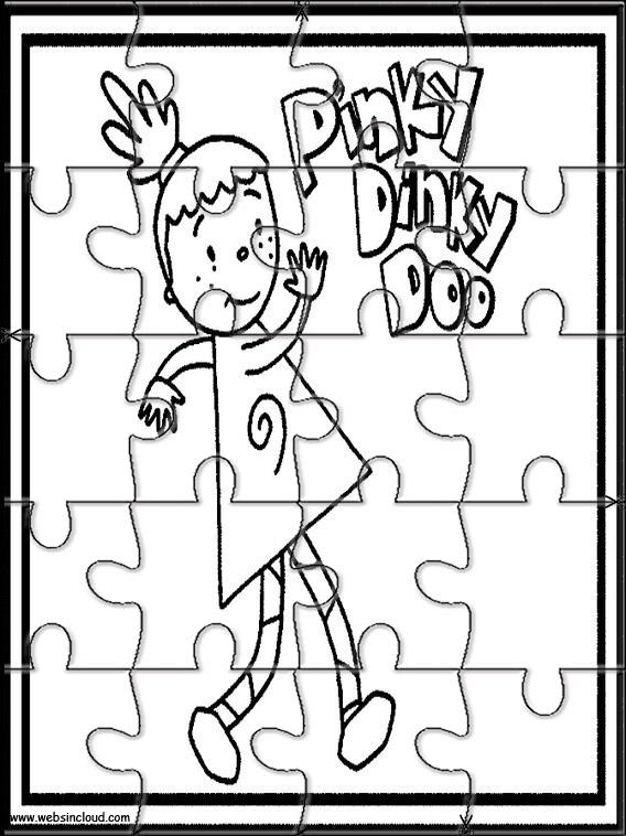 Pinky Dinky Doo 3