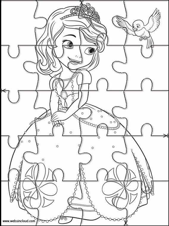 Dibujos De La Princesa Sofia Para Imprimir Y Colorear Princesa Sofia ...