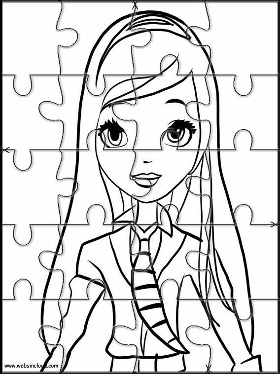 Puzzle Regal Academy Zum Ausdraken 12