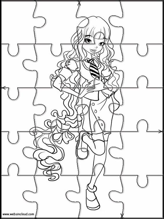 Regal Academy Puzzle 2
