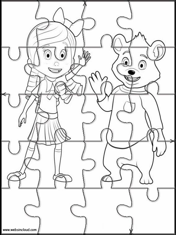 Goldie und Bär 1