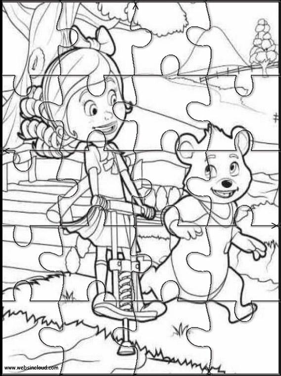 Goldie und Bär 4