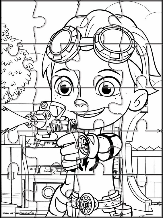 Rusty Rivets 41