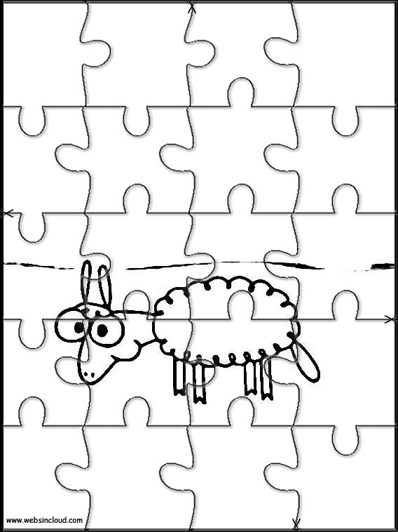 Sheep in the Big City 13