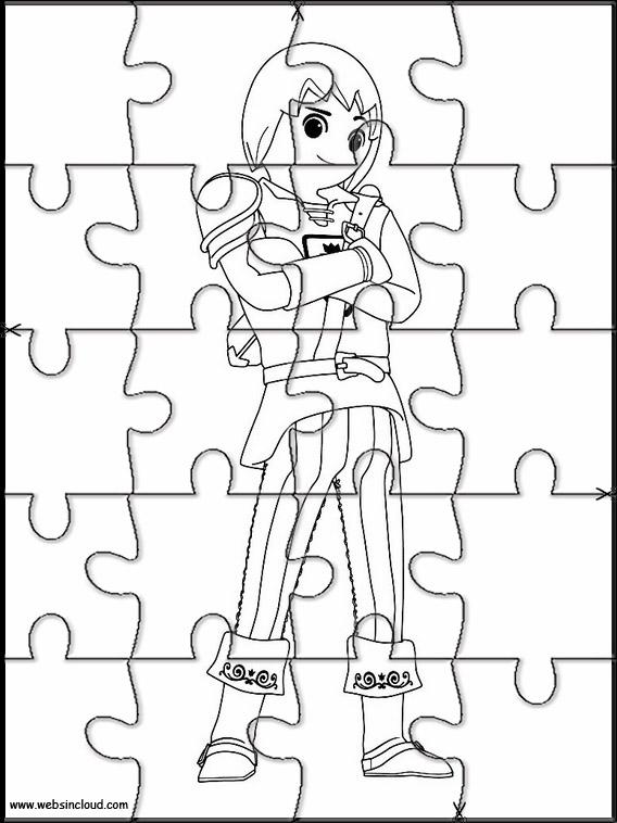 Super 4 Playmobil 13