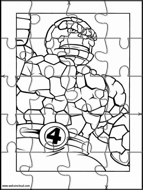 Super Hero Squad 5