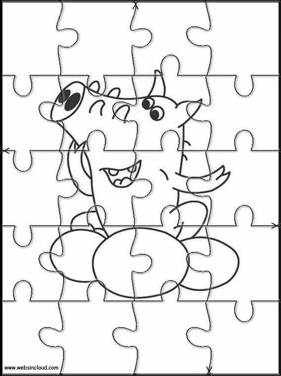 Puzzle Zoo Lane 64 11