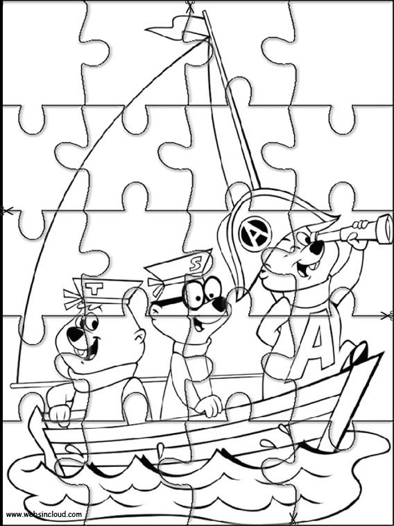 Alvin and the Chipmunks 11