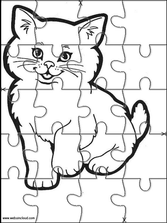 Cat Coloring Games Online