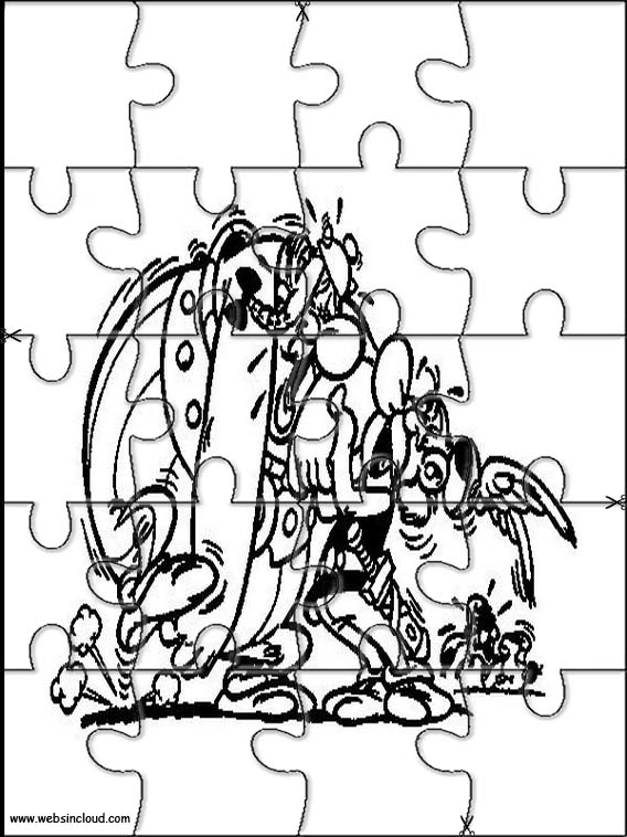 Asterix en Obelix 4