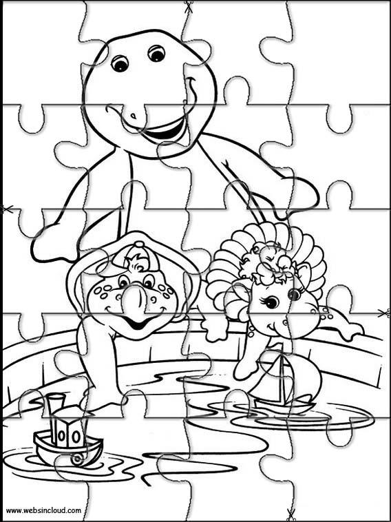 Barney en zijn vrienden 3
