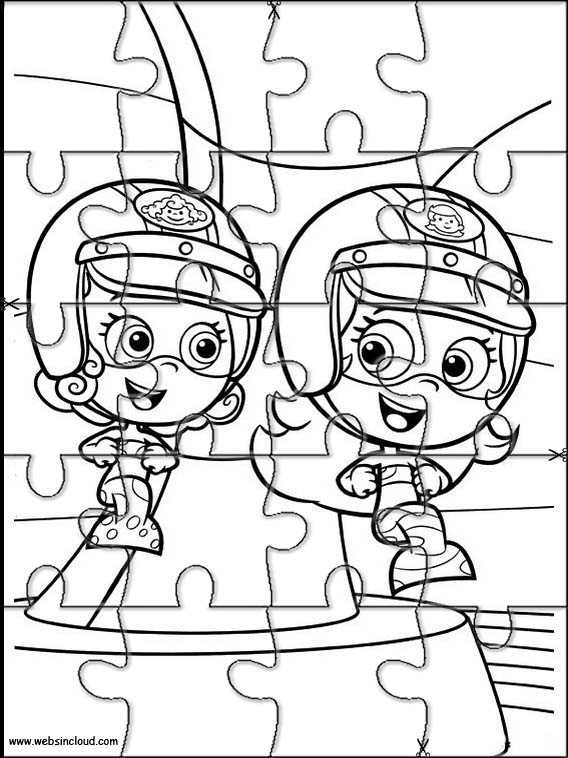 Bubble Guppies 14
