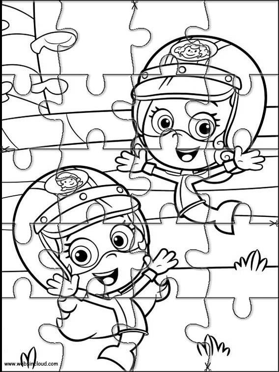 Bubble Guppies 42