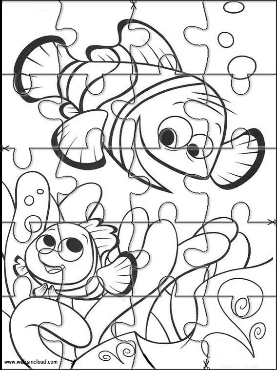 coloring and cut out pages - photo #9