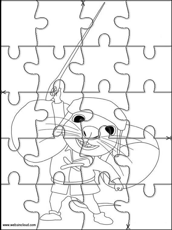 La avventure del topino Despereaux 2