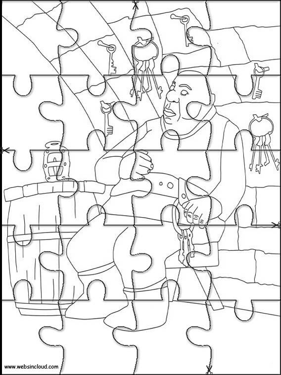 La avventure del topino Despereaux 4