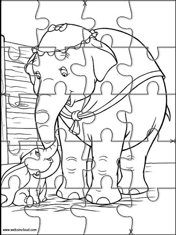 Ziemlich Dumbo Druckbare Malvorlagen Fotos - Beispiel Wiederaufnahme ...