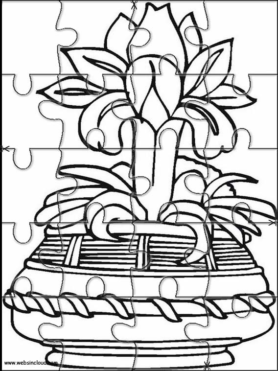 Blumenvasen 14