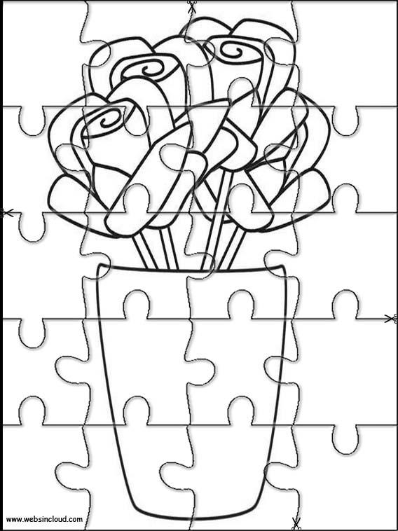 Blumenvasen 16