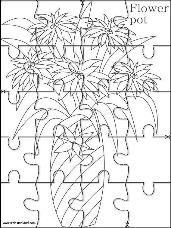 Blumenvasen 17