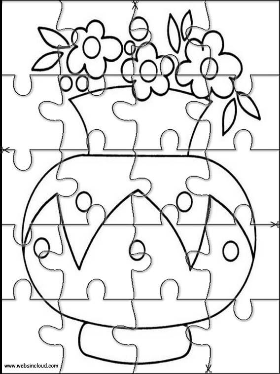 Blumenvasen 18