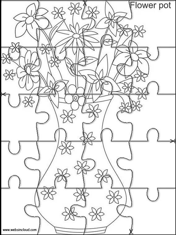 Blumenvasen 19