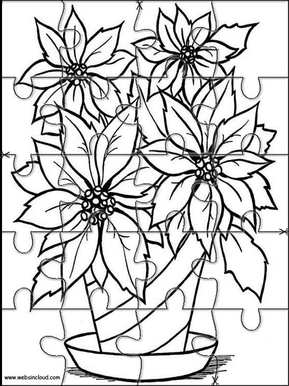 Blumenvasen 25