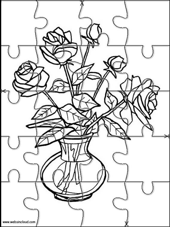 Vases à Fleurs 26