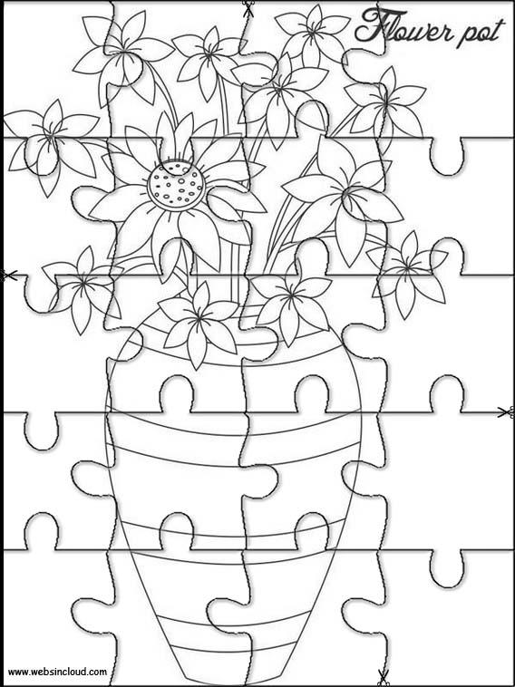 Blumenvasen 28