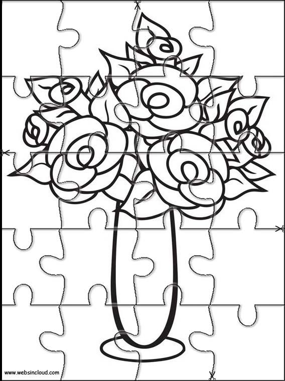 Vases à Fleurs 29