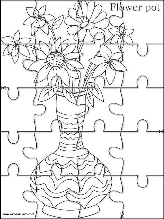 Vases à Fleurs 31